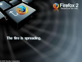 Enjoy firefox wallpaper by deviantarnab