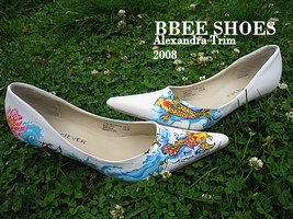 Shoes for Danielle by BBEEshoes