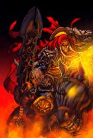 Darksiders by Eddie Nunez by Ross-A-Campbell