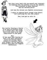 How to Draw Faeries pg 1 by Sai-Manga-Tuts