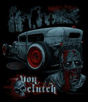 Von Clutch - Zombies by DannyMacStudio