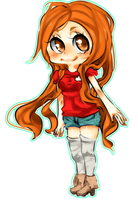 Orihime des by fallingblacksnow