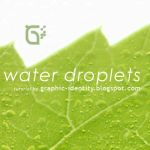 How to Create Water Droplets by GraphicIdentity