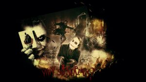 why so serious? by Super-Fan-Wallpapers