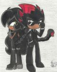 Gift: MIB Valora and Zephir by XxmYSTICAxX