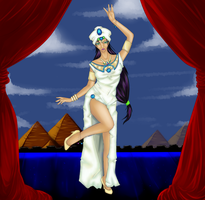 Egyptian Jade [updated] by Meeowy
