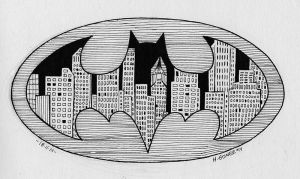 Gotham City by Insanemoe
