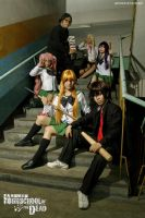 High School of the Dead by maki-chama