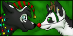Christmas 2014 Icons by kaleidoscopial