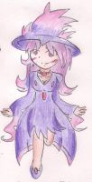 Mismagius Gijinka Girl Adoptable [CLOSED] by CaramelCreampuff