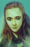 Loki again by Hooooon