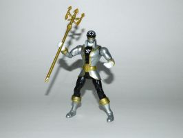 Super Megaforce Silver Ranger Action Hero by LinearRanger