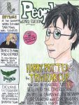 People-Wizarding Edition: Harry Potter by ClaireW-artist