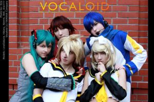 Vocaloid: Group by wtfproductionsskits