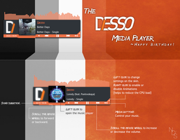 Desso - Media Player by Nyan-PTX