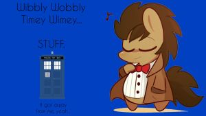 Doctor Who(oves) Wallpaper by JaySk8