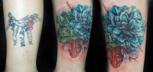 More cover up... by tatuato