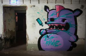 BERLIN PUNK by The-Kiwie