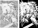 Wendha36 ActionComic 49 Syaf by Arswend