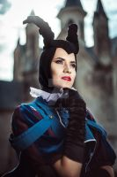 Maleficent. cosplayer Black-Kota by Black-Kota