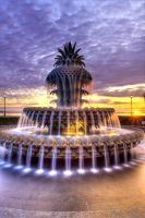 Pineapple Sunrise by Silicon640c