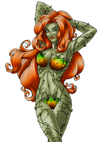 Poison Ivy by Solbet