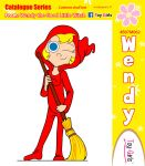 Toy Girls - Catalogue Series 62: Wendy by mickeyelric11