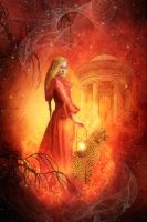 RED FIRE by greenfeed