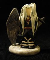 one-winged angel by TheArtisansNook