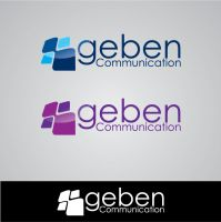 Geben logo by graphinate