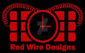 Red Wire Logo by RedWireDesigns
