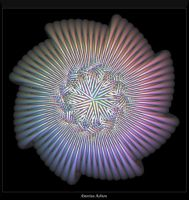 Incendia Mother of Pearl Shell by AmorinaAshton