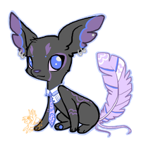 Feathertail Auction [CLOSED] by CoffeeCupPup
