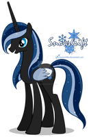 Trade: Snowdrift by LisaJennifer