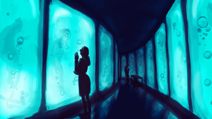 Aquarium by B-rina