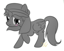 Gonzales pony vector by PSIcommander