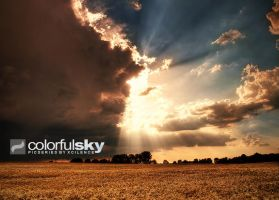 colorfulSKY SERIES - 09 by MDEVIANCE