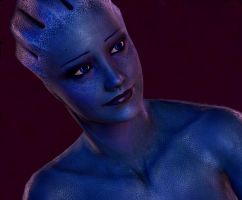 Liara9 by wargaron