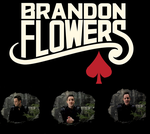 Brandon Flowers - Wall Paper by BeatleChica