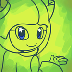 F2U Cosmo Squiggle Avatar by AnimalCreation