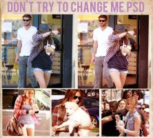 Don't try to change me psd by delicatepetals