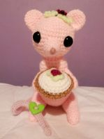 Mouse with bakewell by AtinaP
