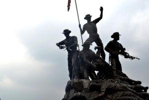 The heroes of the 1st and 2nd World Wars. by afiq1995