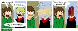 EWcomics No. 57 - Brick by eddsworld