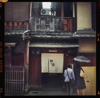 Gion Street by MarcAndrePhoto