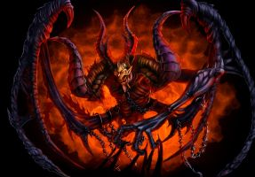 Mephisto Lord of Hatred by Sonia-bessona