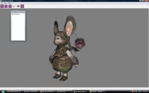 capture ff12 3d model by Renmiri