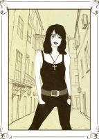 Death of the Endless by Ilyich