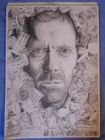 Gregory House by Chooz