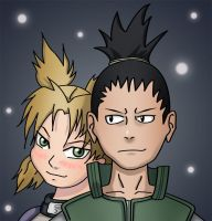 ShikaTema by Walker82
